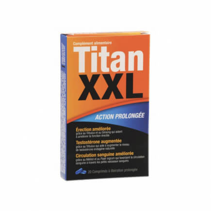 Stimulant Erection Titan XXL