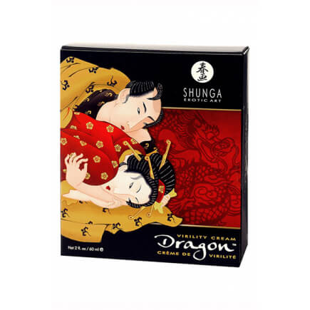 Crème Erection Shunga Dragon